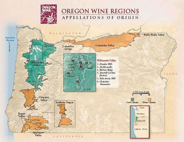 Best Restaurants In Wine Country Oregon
